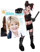 teens love bible study magazine